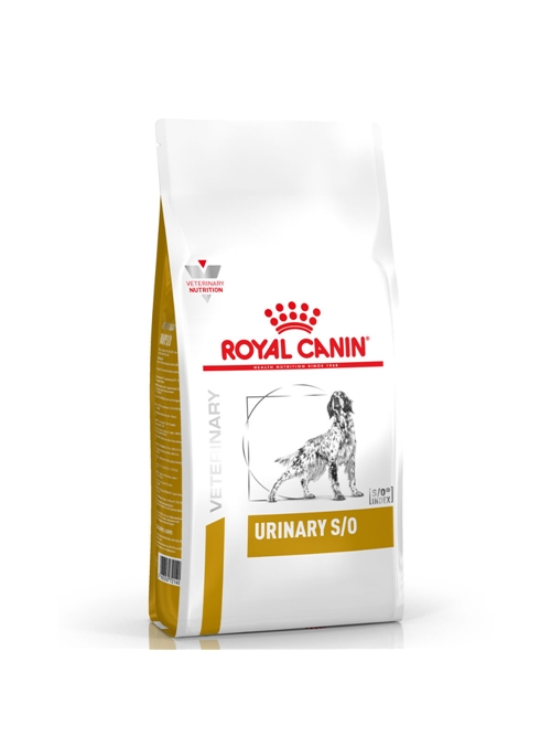 ROYAL CANIN DOG URINARY S/O - 2kg - RCUSO2000