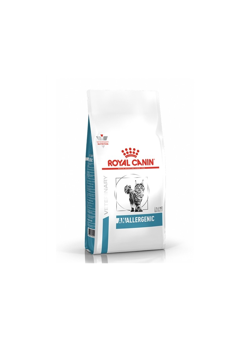ROYAL CANIN ANALLERGENIC CAT - 2kg - RCANF02