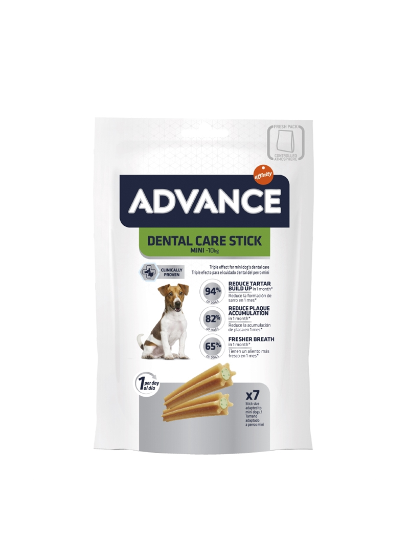 ADVANCE SNACK MINI DENTAL CARE - 90gr - AD920855