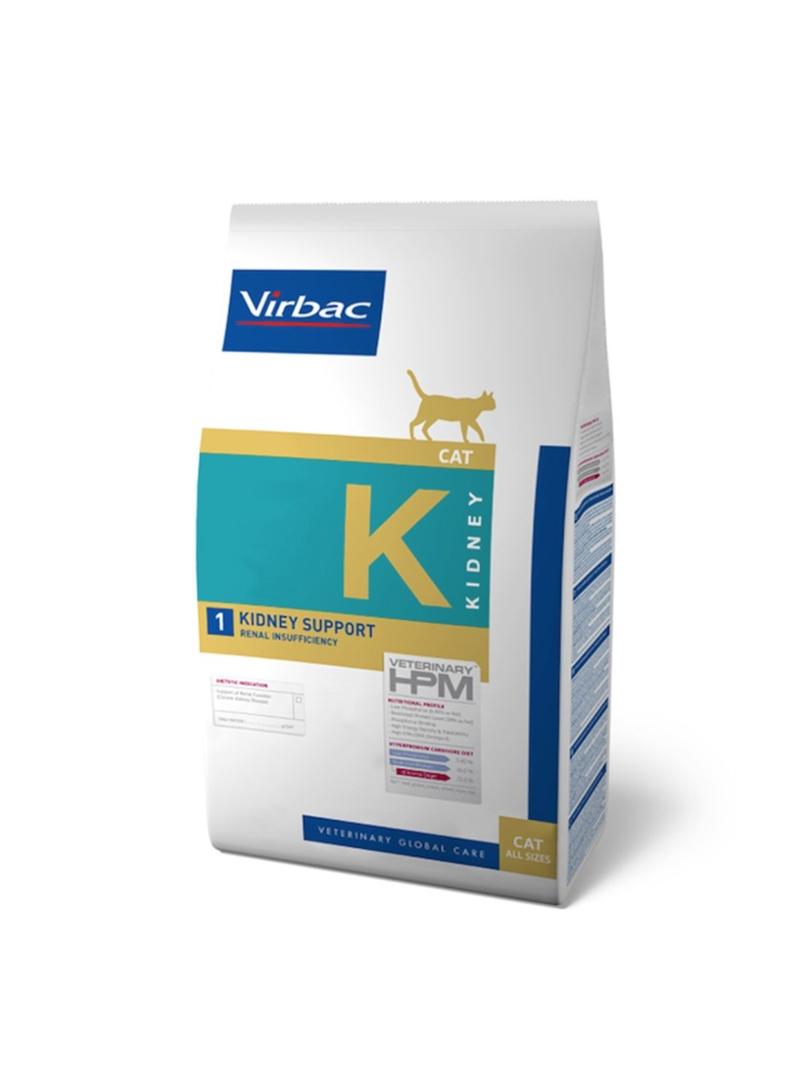 VIRBAC CAT K1 - KIDNEY SUPPORT - 3kg - RACCK13K