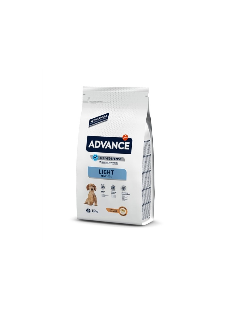 ADVANCE MINI LIGHT - 800gr - AD546119