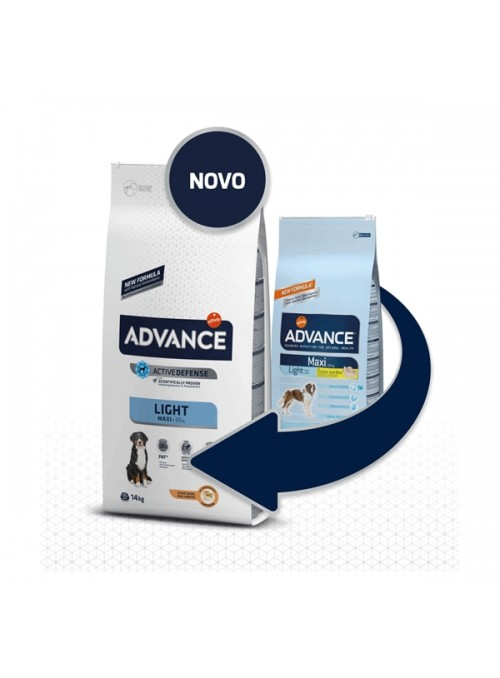 ADVANCE MAXI LIGHT - 14kg - R00000261