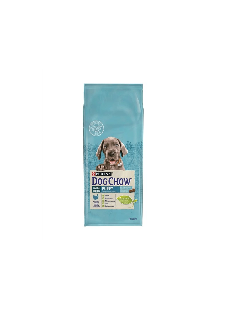 DOG CHOW PUPPY LARGE BREED - 14kg - DCHPLAB