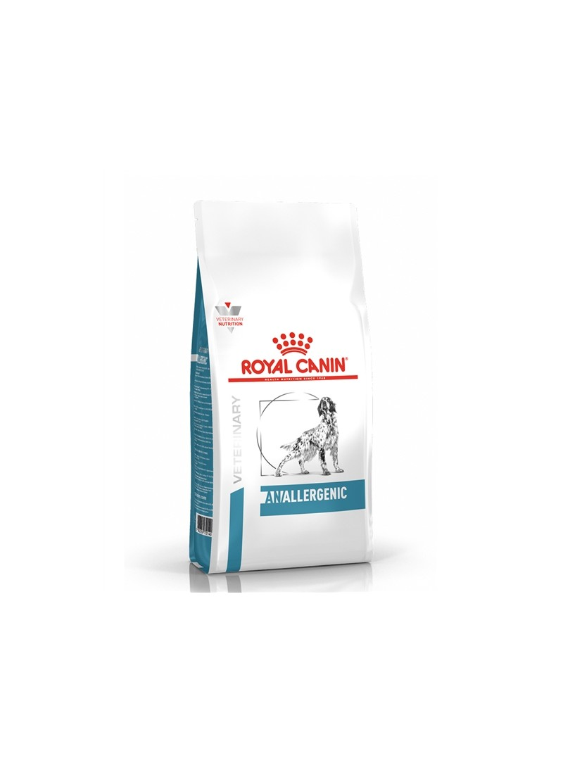 ROYAL CANIN DOG ANALLERGENIC - 3kg - RCANALLE3