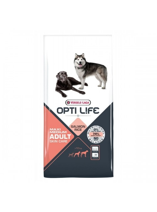 OPTILIFE MAXI MEDIUM ADULTO SKIN CARE - 12,5kg - OL431147