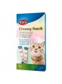 TRIXIE CAT CREAMY SNACKS LIQUIDOS - 6 x 15gr - TX42719