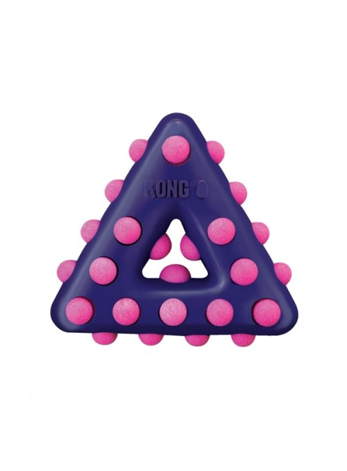 KONG DOG DOTZ TRIANGLE - L - K25-TDD13E