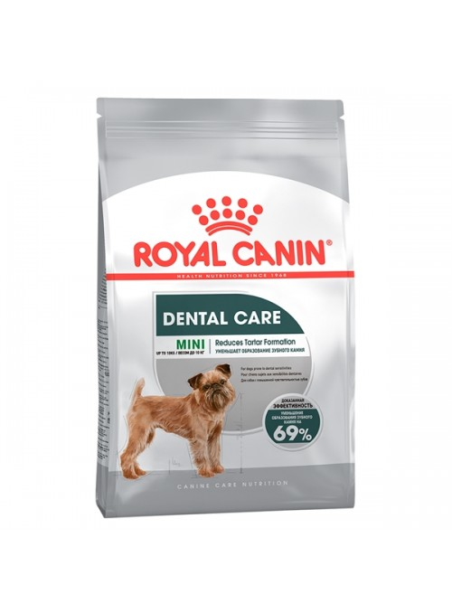 ROYAL CANIN MINI DENTAL CARE DOG - 3kg - RC1221400