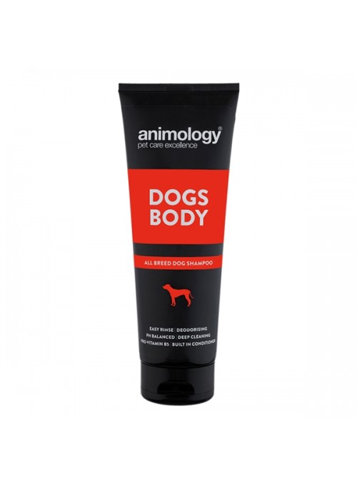 ANIMOLOGY CHAMPÔ DOGS BODY - 250 ml - ADB250