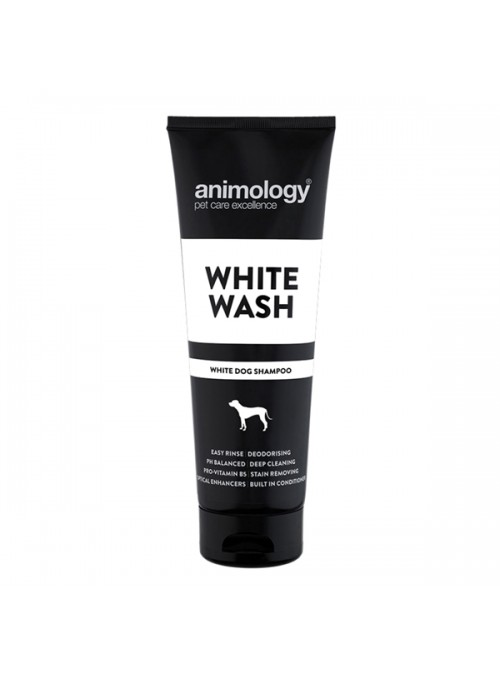 ANIMOLOGY CHAMPÔ WHITE WASH - 250 ml - AWW250