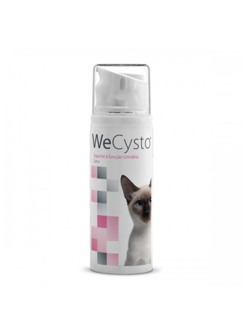 WECYSTO GATOS - 100 ml - WECYST