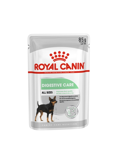 ROYAL CANIN DOG DIGESTIVE CARE - SAQUETA - 85gr - RC1180000
