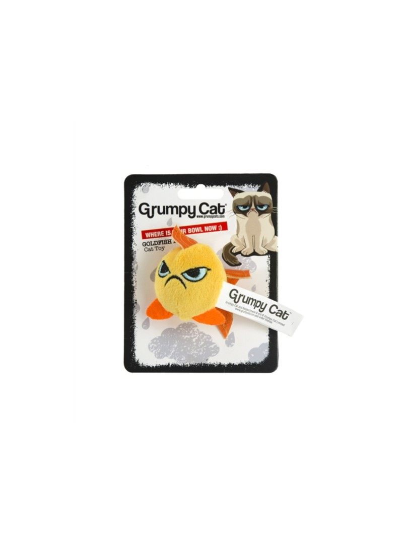 GRUMPY CAT GOLDFISH BALL - GC-001-15