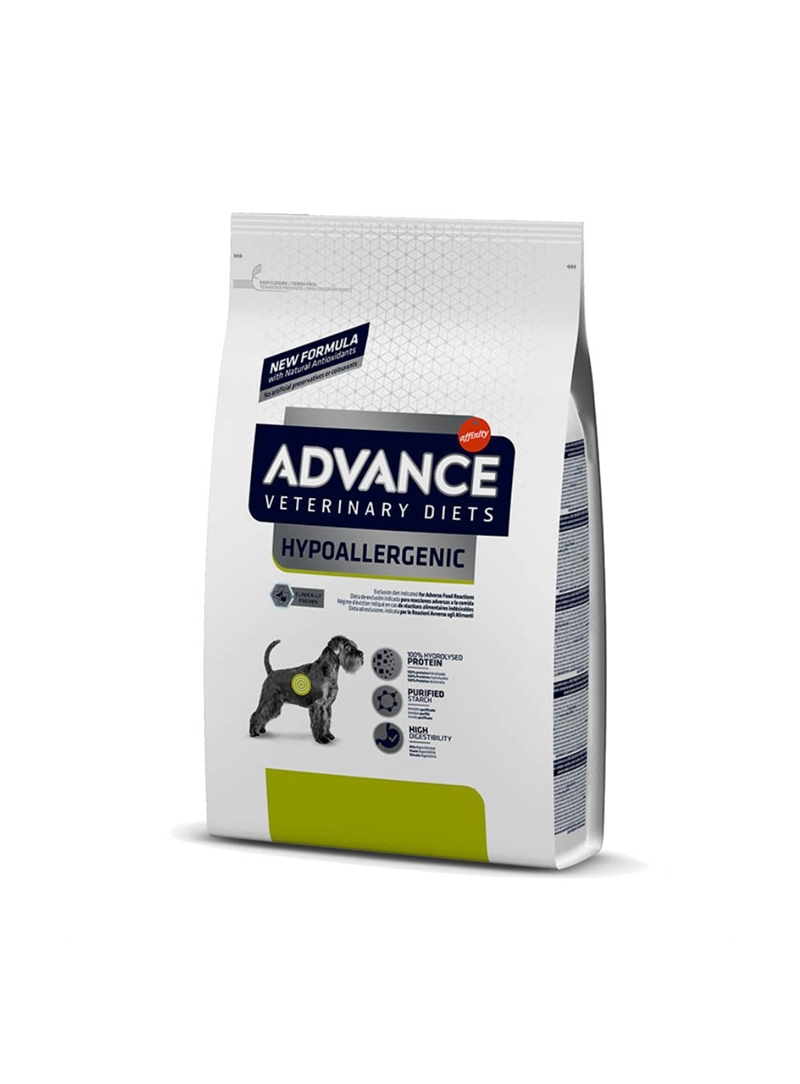 ADVANCE DOG HYPOALLERGENIC - 2,5kg - AD921964