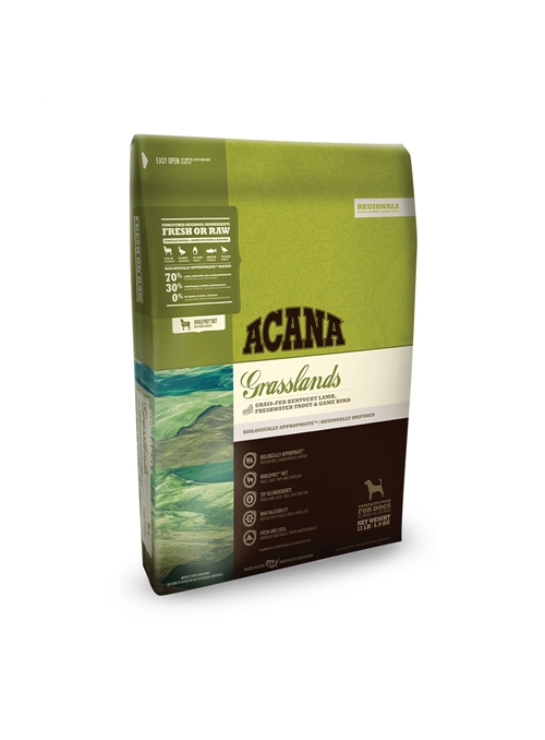 ACANA REGIONALS GRASSLANDS DOG - 340gr - ACR208