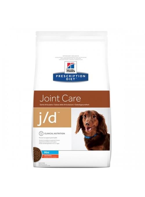 HILL'S CANINE J/D MINI - 2kg - HIJDS2
