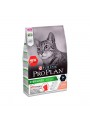 PRO PLAN CAT OPTISENSES STERILISED SALMÃO - 3kg - P12399988