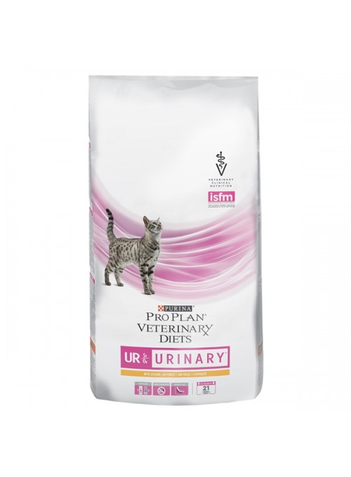 PRO PLAN CAT UR - URINARY FRANGO - 1,5kg - P12274495