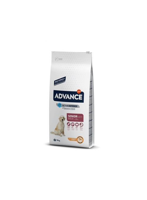 ADVANCE MAXI SENIOR 6+ - 14kg - AD924106