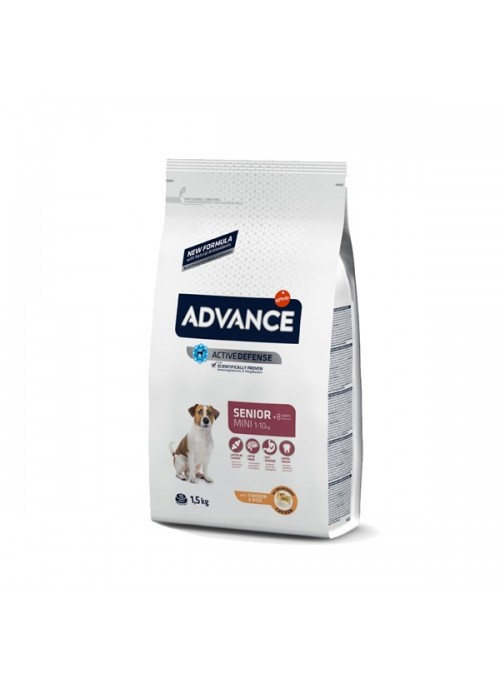 ADVANCE MINI SENIOR +8 - 800gr - AD547119