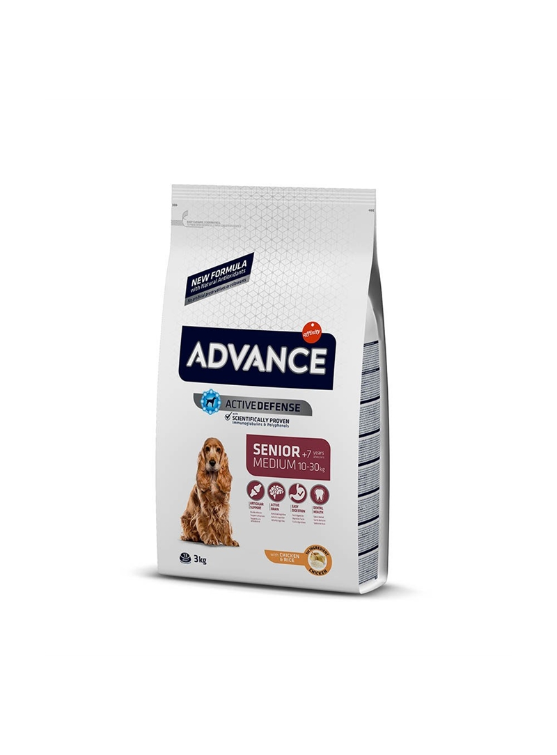 ADVANCE MEDIUM SENIOR 7+ - 3kg - AD553311