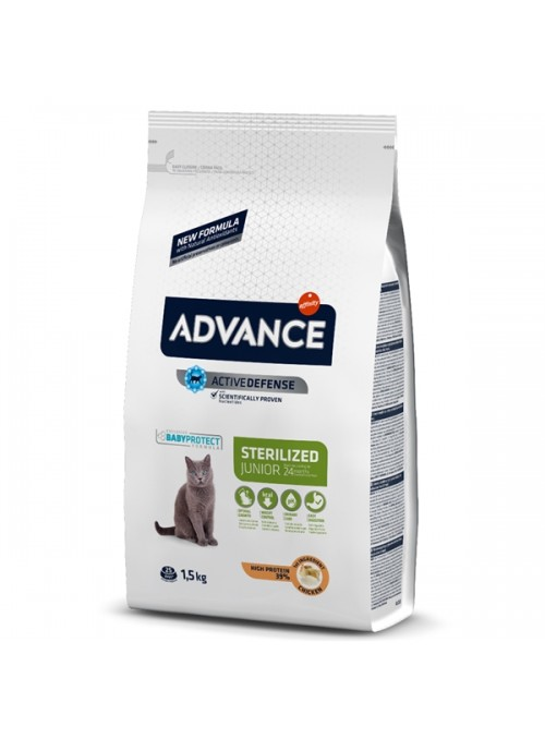 ADVANCE YOUNG STERILIZED - 1,5kg - AD922104