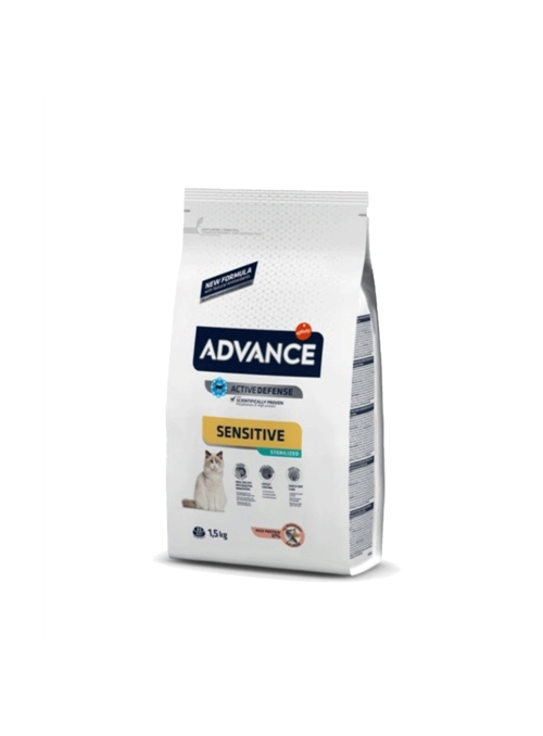 ADVANCE CAT ADULT STERILISED SALMON - 400gr - AD924277