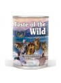 TASTE OF THE WILD DOG WETLANDS FOWL PATO - LATA - 390gr - TW1177056