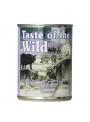 TASTE OF THE WILD DOG SIERRA MOUNTAIN BORREGO - LATA - 390gr - TW1177058