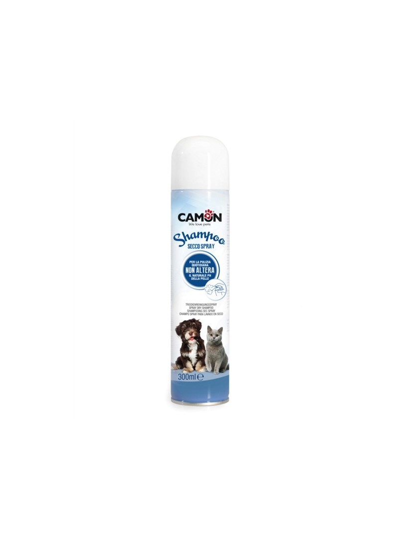 CAMON CHAMPÔ SECO - SPRAY - 300 ml - CMLA100