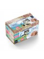 LITTLE BIG PAW CAT MULTIPACK PEIXES - HÚMIDO - 6 x 85gr - LBP20819