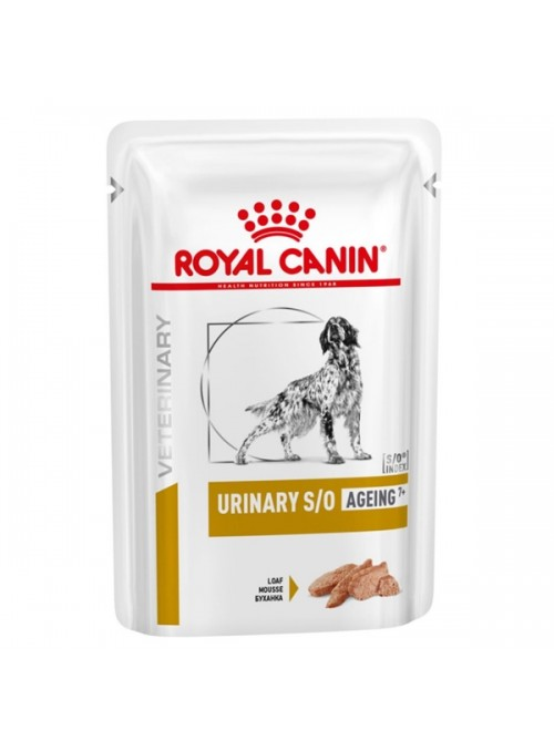 ROYAL CANIN URINARY S/O AGEING 7+ - LOAF - 85gr - RC1275000