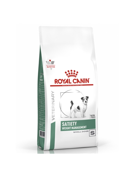 ROYAL CANIN SATIETY SMALL DOG - 1,5kg - RCSATSD15
