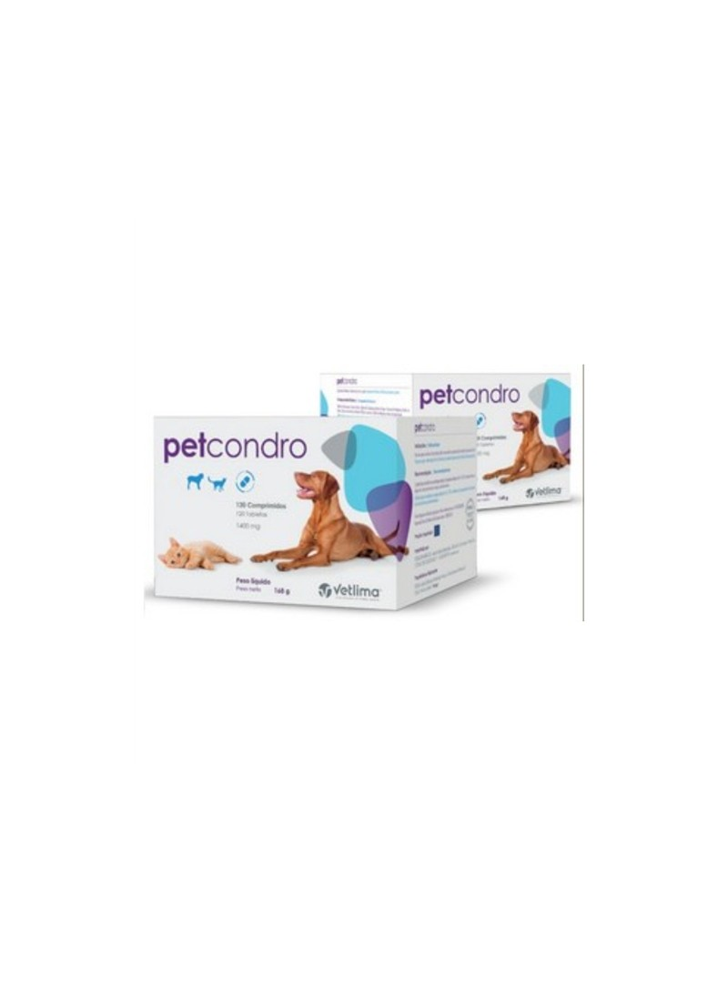 PETCONDRO - 30 comprimidos - PETCOND60