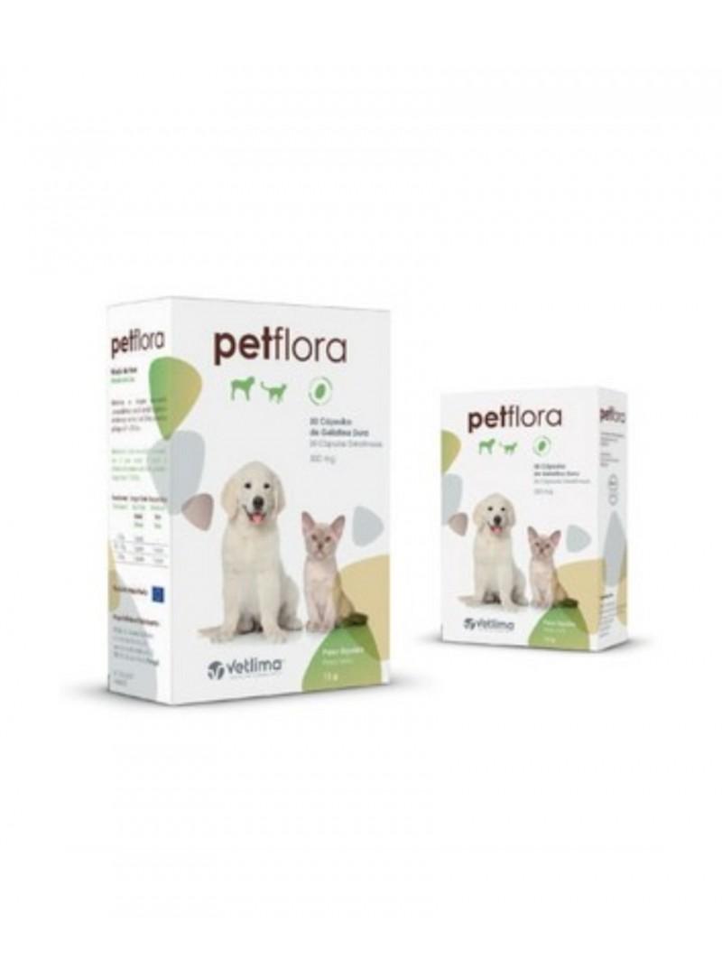 PETFLORA - 20 Cápsulas - PETFLOR20