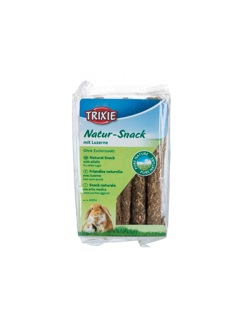 TRIXIE STICKS DE ALFAFA - 70gr - TX60314