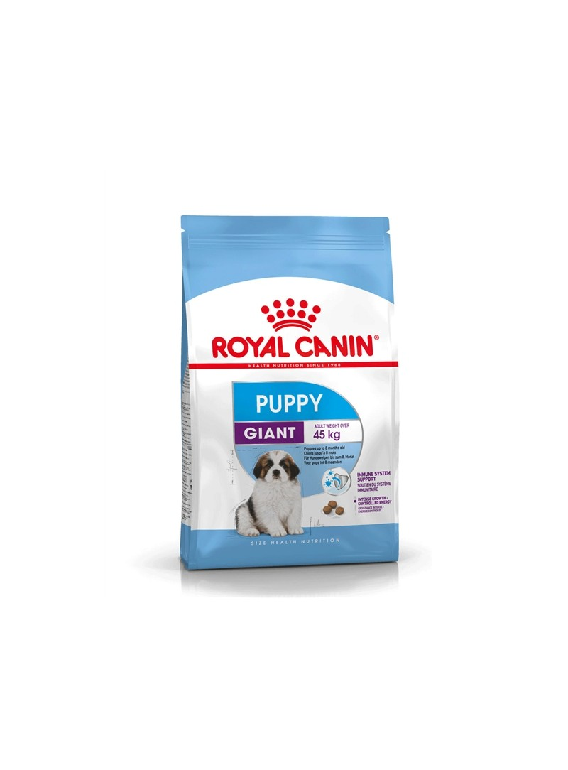 ROYAL CANIN GIANT PUPPY - 15kg - RCGPUPP15
