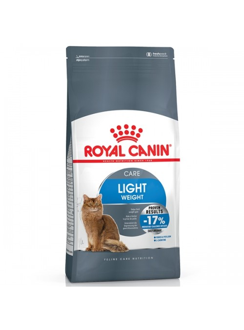 ROYAL CANIN LIGHT WEIGHT CARE CAT - 400gr - RCLIGHT400