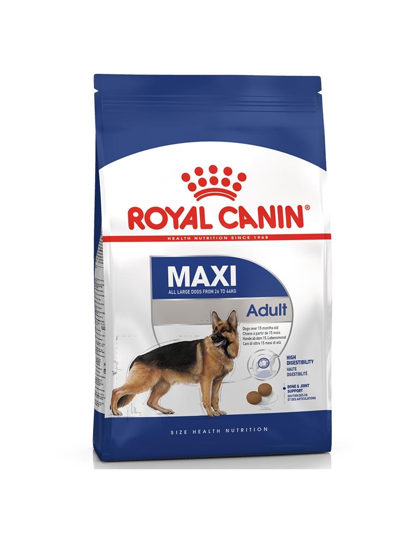 ROYAL CANIN MAXI ADULT - 4kg - RCMXADL4