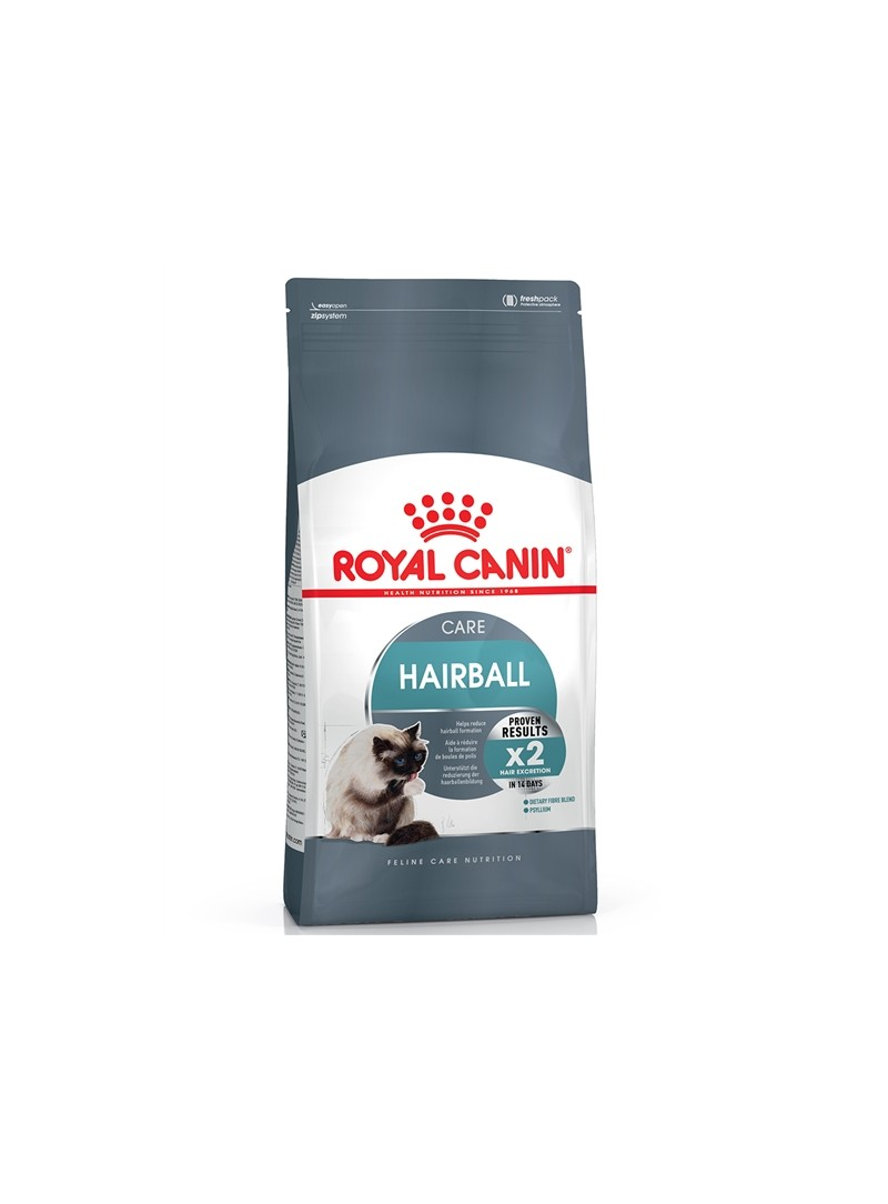 ROYAL CANIN HAIRBALL CARE CAT - 400gr - RCINTENHAI400