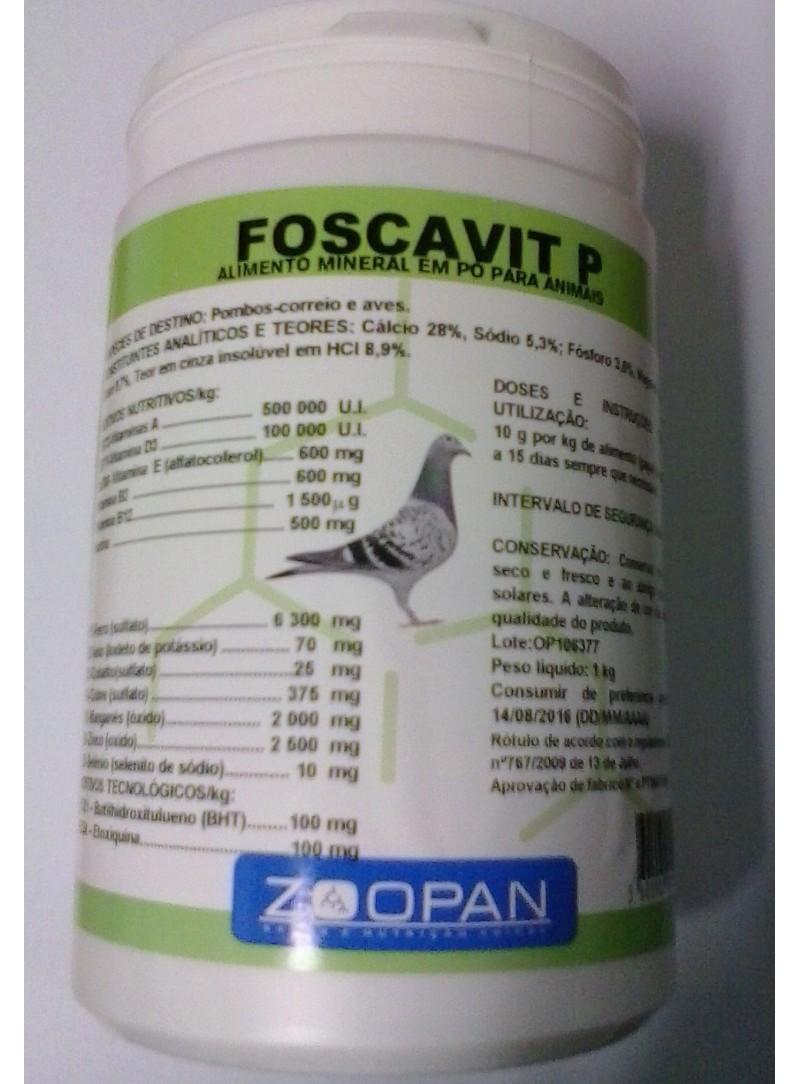 Foscavit Pó-FOSCAV01