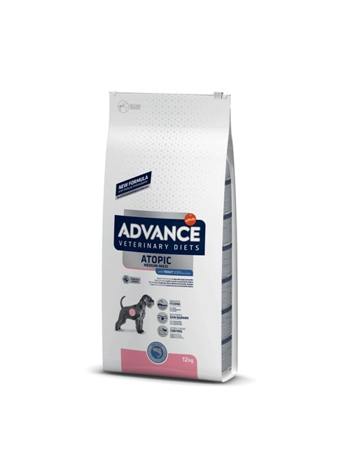 ADVANCE DOG MEDIUM/MAXI ATOPIC - 3kg - AD921966