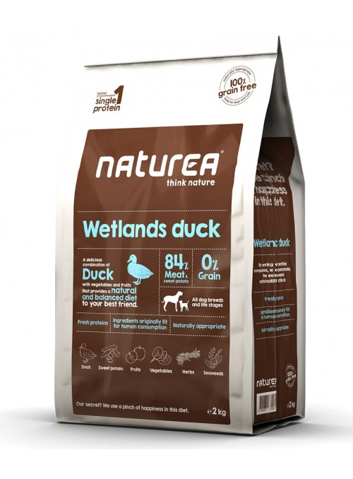 NATUREA WETLANDS PATO CANINE