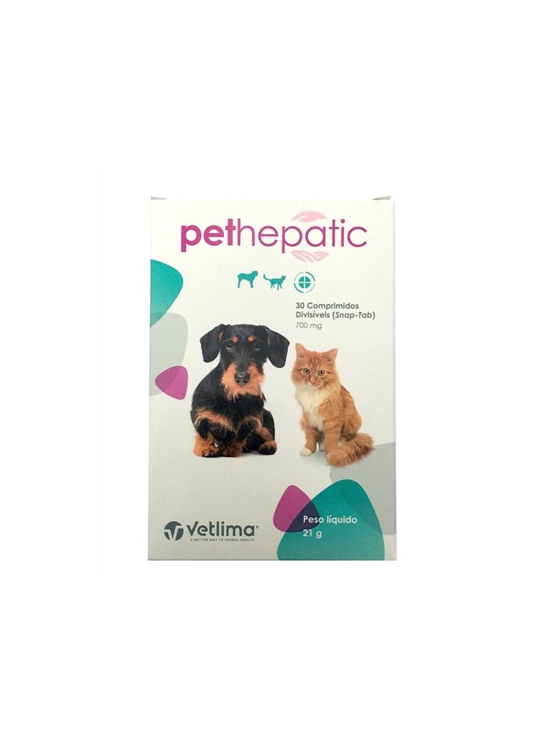 PETHEPATIC - 30 comprimidos - PETHEPA30