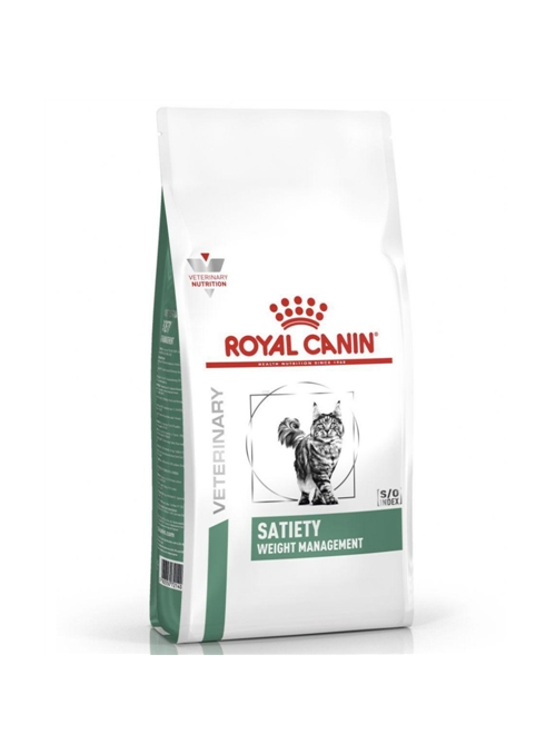 ROYAL CANIN SATIETY WEIGHT MANAGEMENT CAT - 1,5kg - RCSAFE1,5