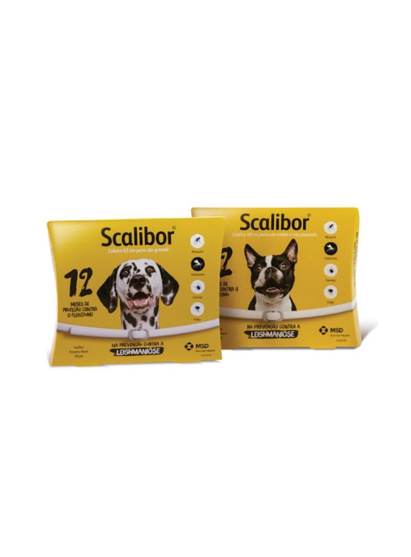 SCALIBOR COLEIRA - 48 cm - SCALIB48