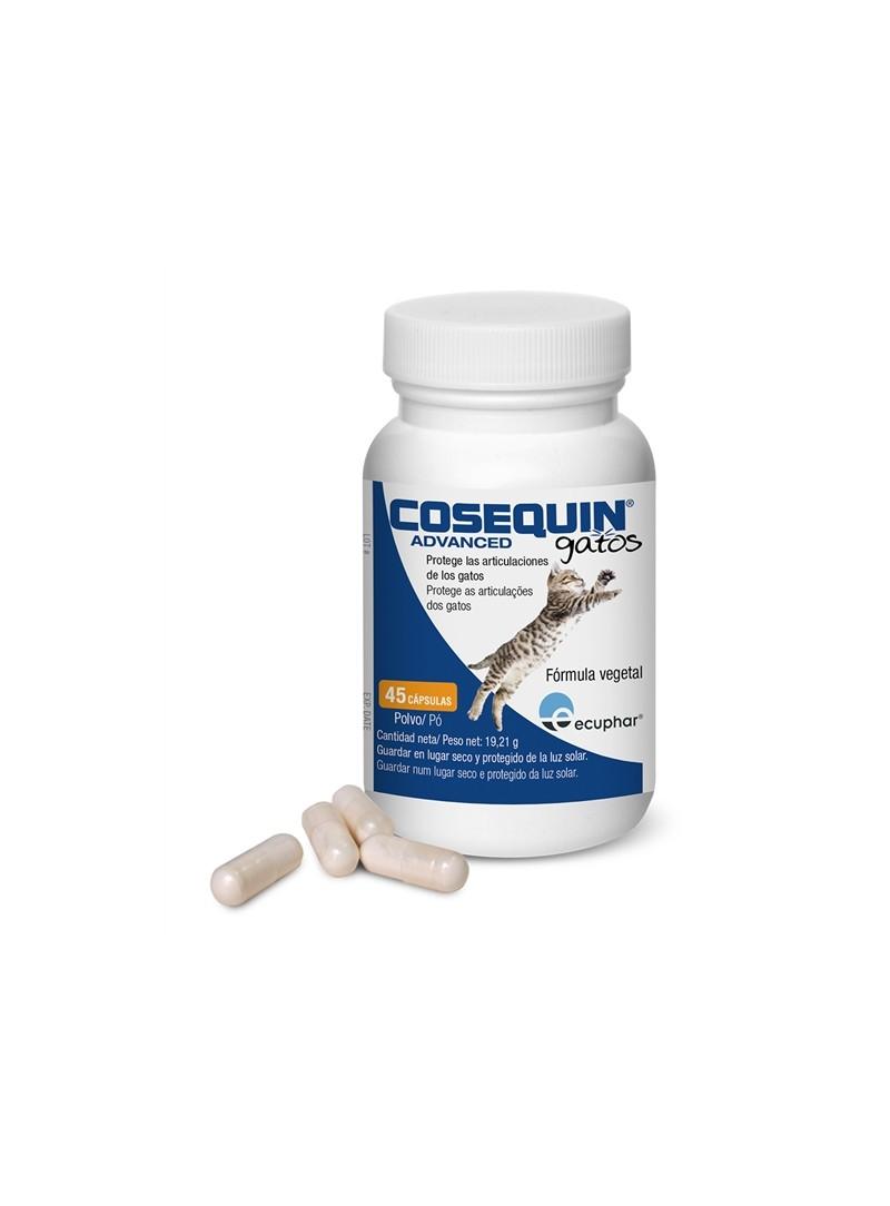 COSEQUIN ADVANCED GATOS - 45 comprimidos - COSEAD45
