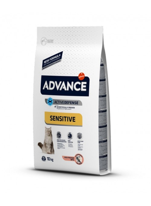 ADVANCE CAT ADULT SENSITIVE...