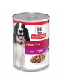 HILLS SCIENCE PLAN DOG ADULT BEEF - LATA - 370gr - HI2280