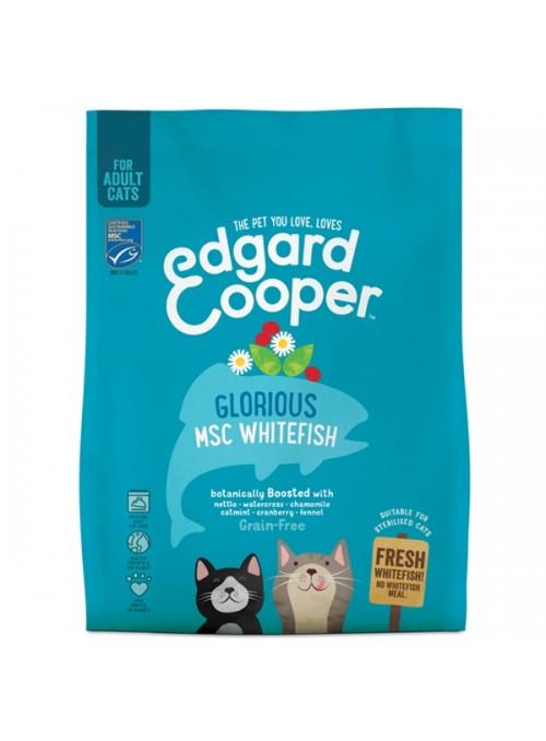 EDGARD & COOPER CAT ADULT WHITEFISH - 1,75kg - EC88059